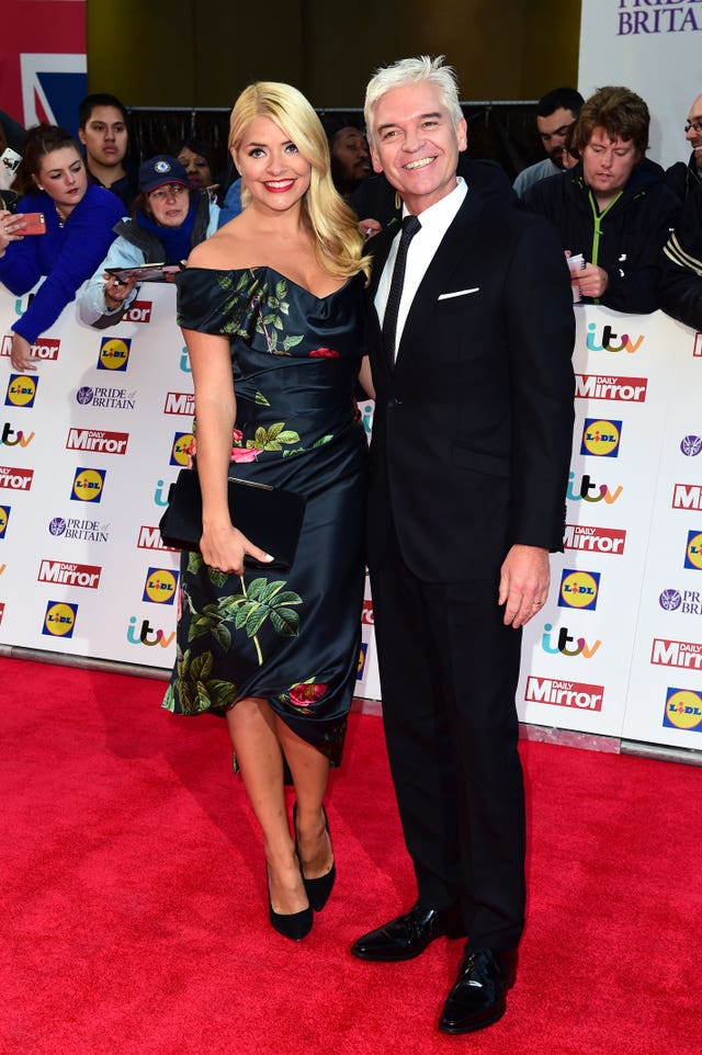 This Morning hosts Phillip Schofield and Holly Willoughby will feature in Rosy Webster's Coronation Street exit.
