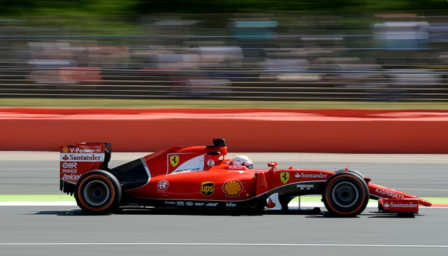 Sebastian Vettel has a race chance of victory in Belgium