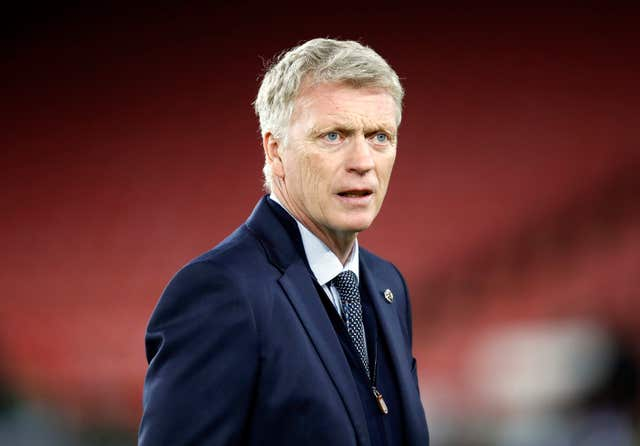 West Ham manager David Moyes had a brief spell in charge of Real Sociedad between 2014 and 2015