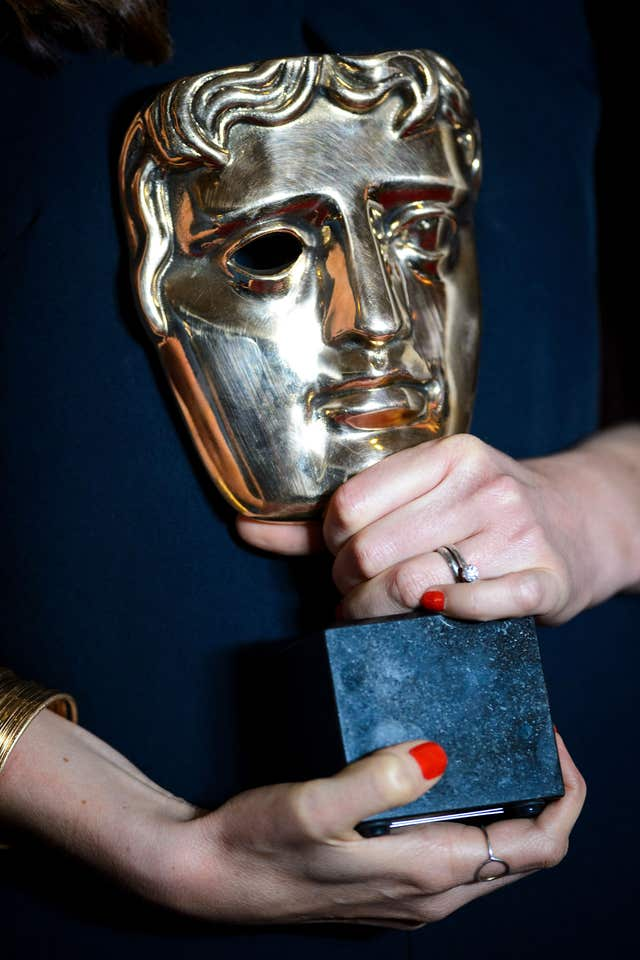Women are showing solidarity with the Time's Up movement at this year's Baftas (Matt Crossick/PA)