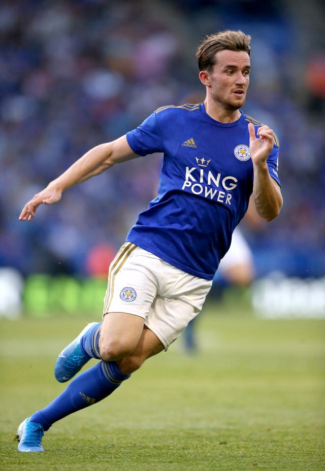 Leicester's Ben Chilwell is subject of transfer speculation