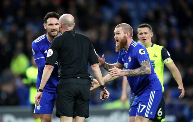 Cardiff later had a claim for a penalty rejected
