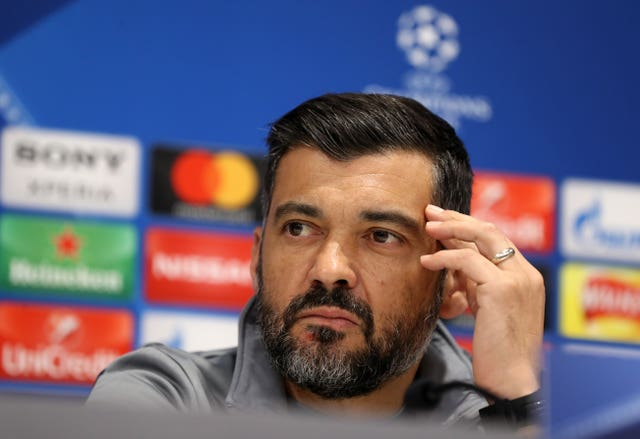 Sergio Conceicao has been hugely impressed by Liverpool