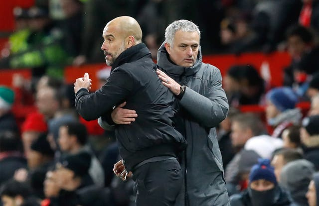 Mourinho's United finished a distant second to Pep Guardiola's Manchester City in the 2017-18 Premier League
