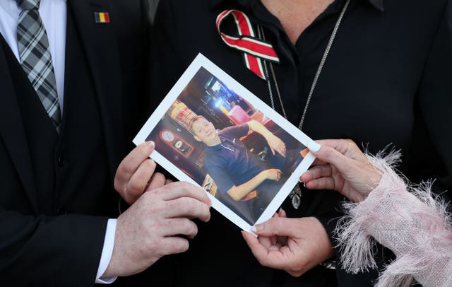 Sister Of Infected Blood Scandal Victim 'can't Grieve Due