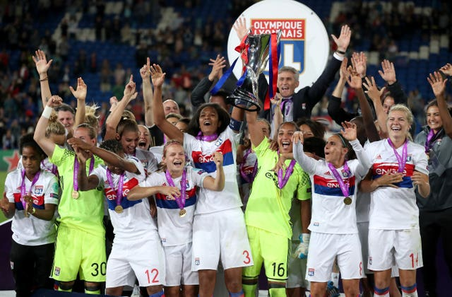 Lyon v Paris Saint Germain – UEFA Women's Champions League – Final – Cardiff City Stadium