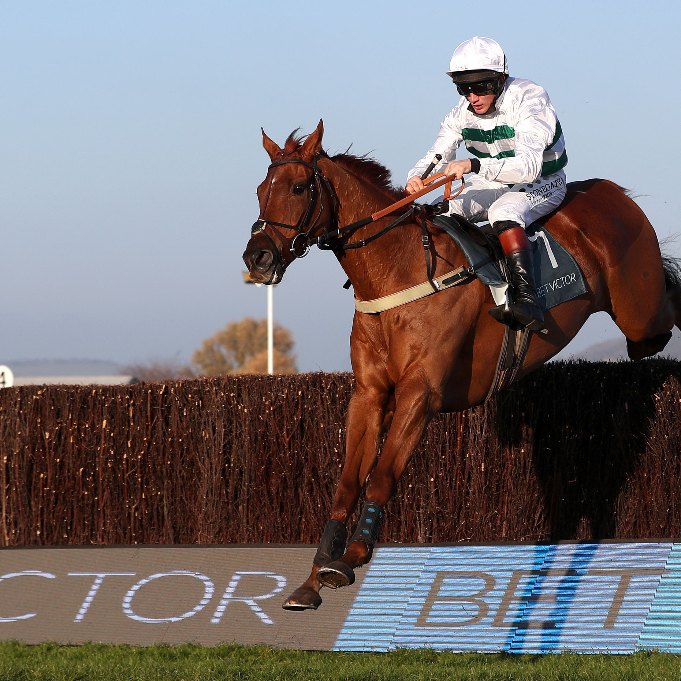 Baron Alco made all the running in November