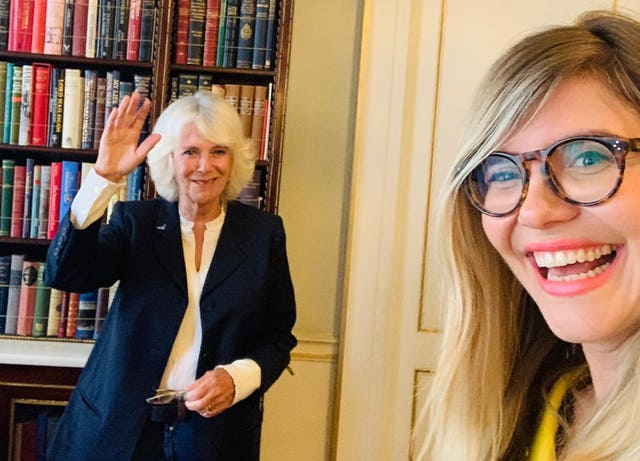 Camilla and Emma Barnett