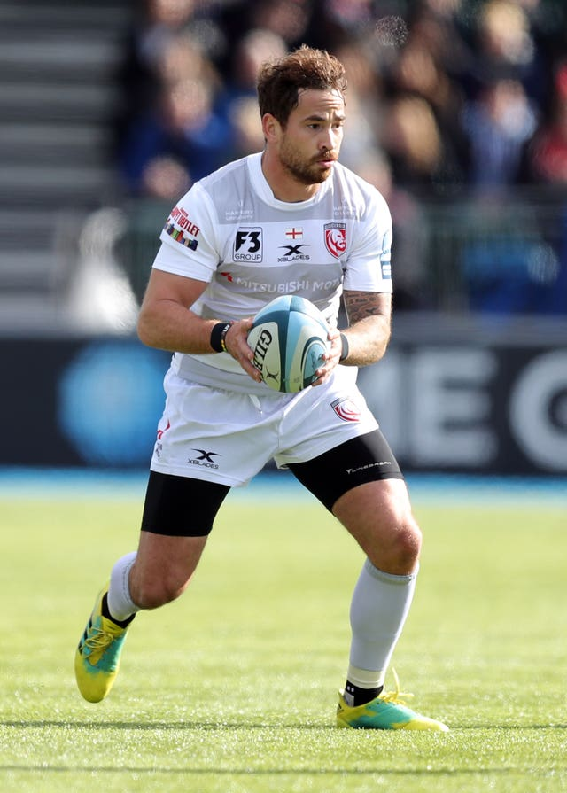 Danny Cipriani File Photo
