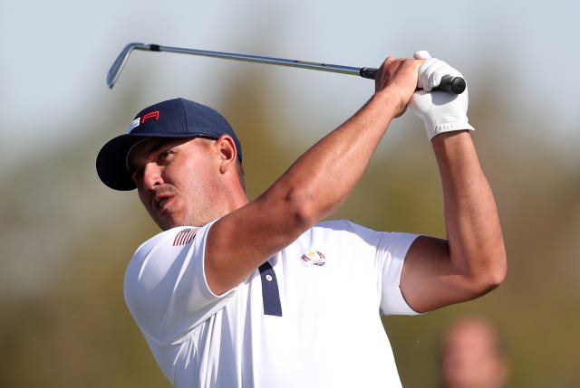 Brooks Koepka feels not much could have been done to avoid the incident