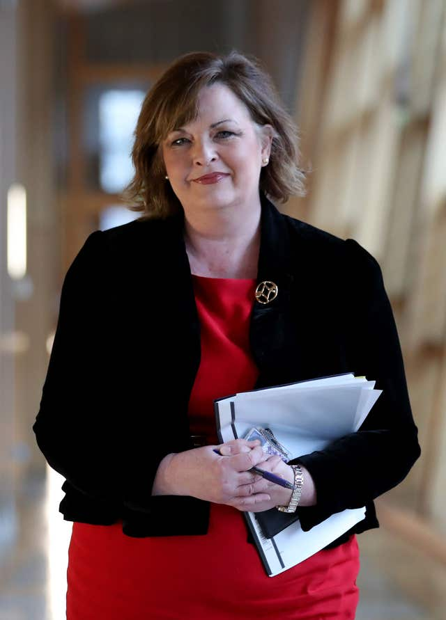 External Affairs Fiona Hyslop