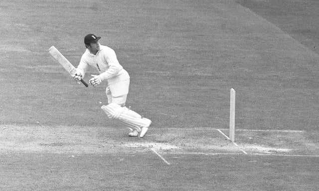 Geoffrey Boycott played for England and Yorkshire