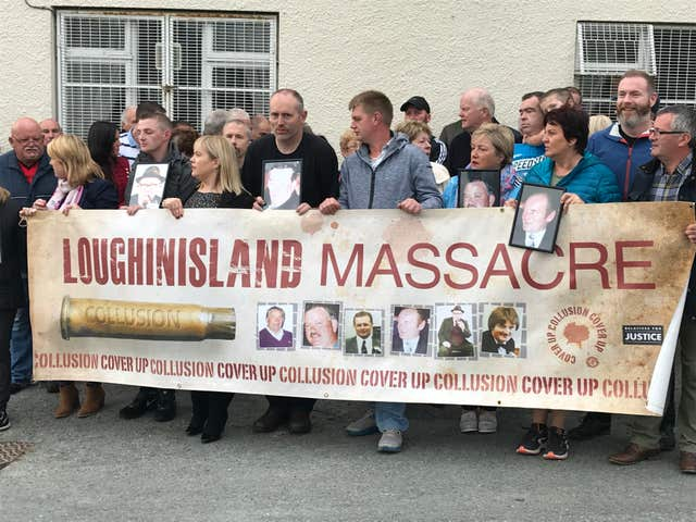 Loughinisland Massacre