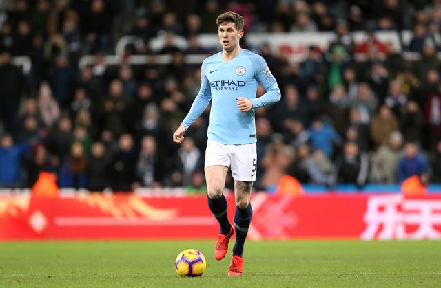 John Stones is determined to fight for first-team football at City
