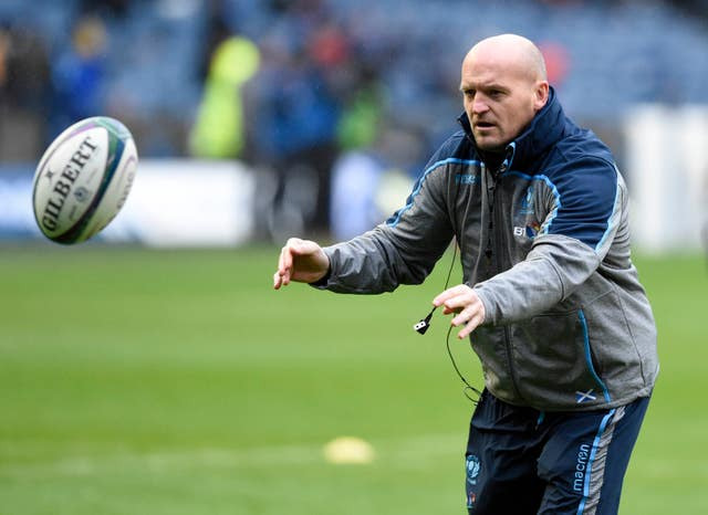 Gregor Townsend is under no illusions about the quality of opposition Scotland will face in the Six Nations (Ian Rutherford/PA).