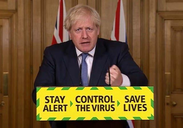 Coronavirus PM