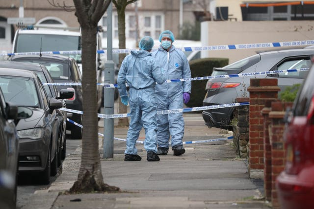 Two dead at property in Ilford