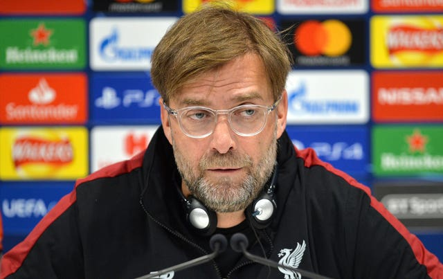 Liverpool manager Jurgen Klopp is critical of UEFA