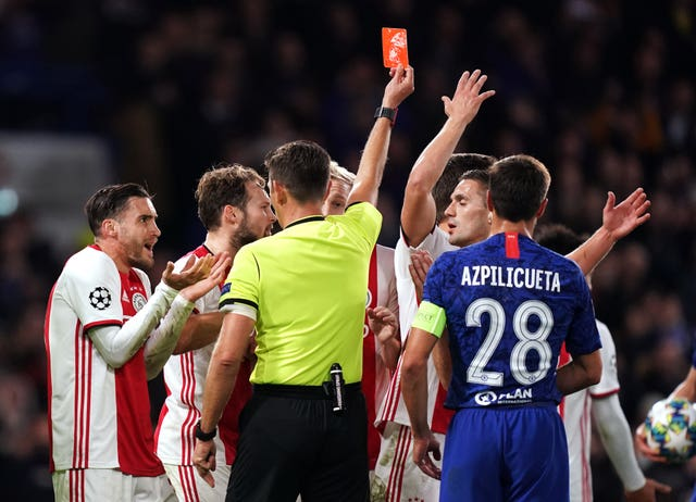 Chelsea comeback to snatch dramatic draw against Ajax