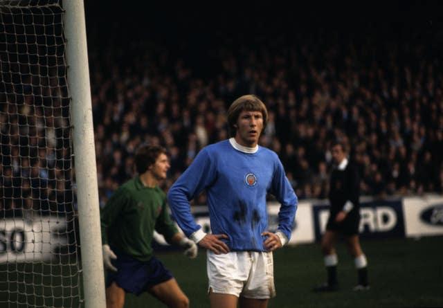 Colin Bell in November 1970