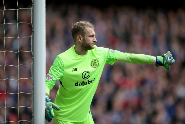 Scott Bain had to be alert in the early stages