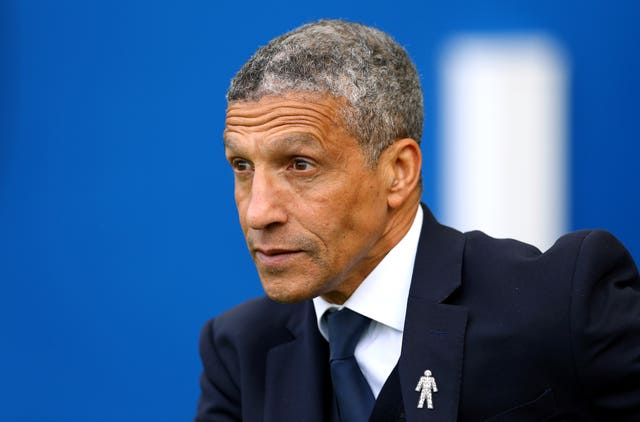 Chris Hughton won promotion to the Premier League with Brighton