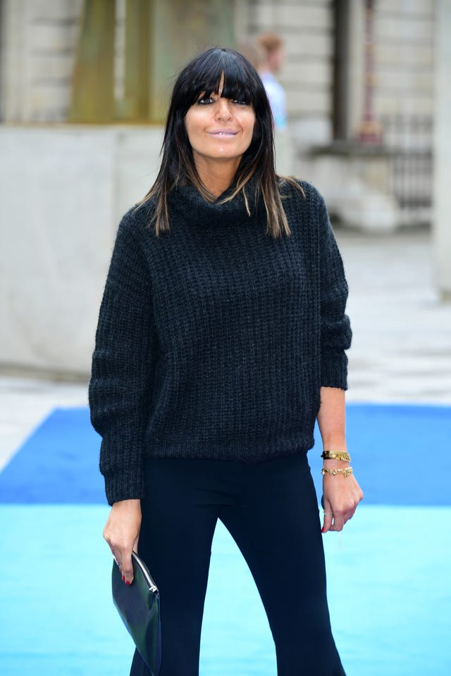 Claudia Winkleman is in the top 10