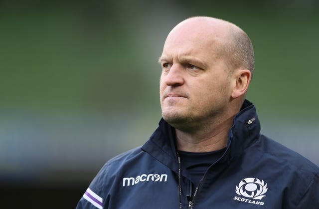Scotland head coach Gregor Townsend believes his side are moving forward having beaten England and France so far