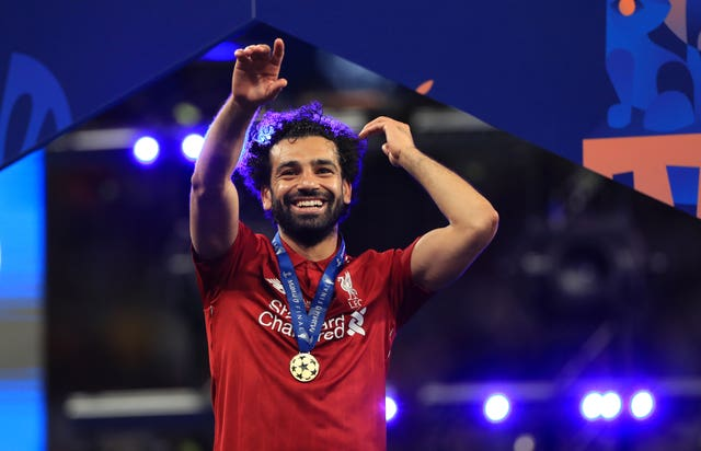 Milner was delighted for Mo Salah