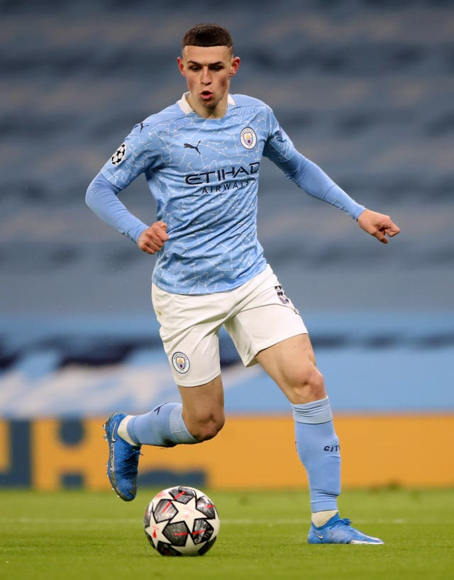 Foden was impressive as City claimed a narrow advantage