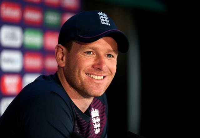 Eoin Morgan's England were set to play three one-day internationals and three Twenty20s in India (John Walton/PA)