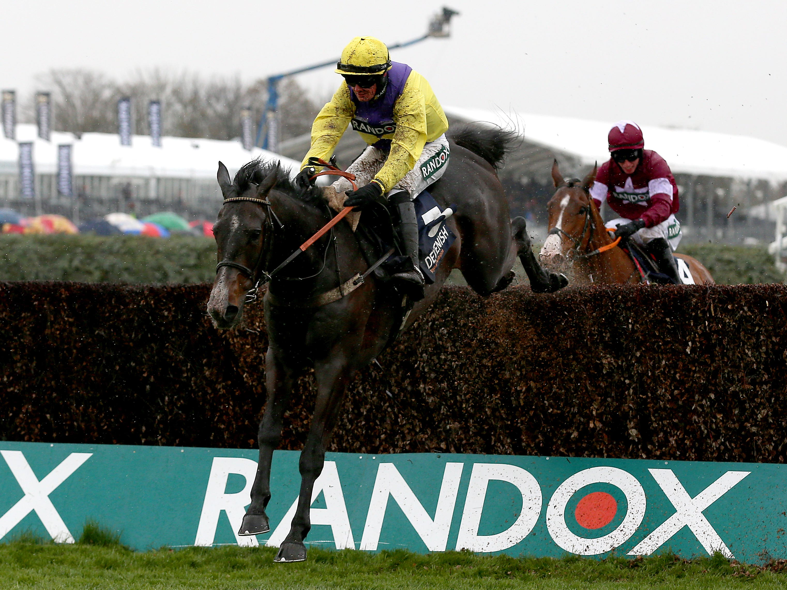 Kalashnikov could make his next appearance at Cheltenham (Nigel French/PA)
