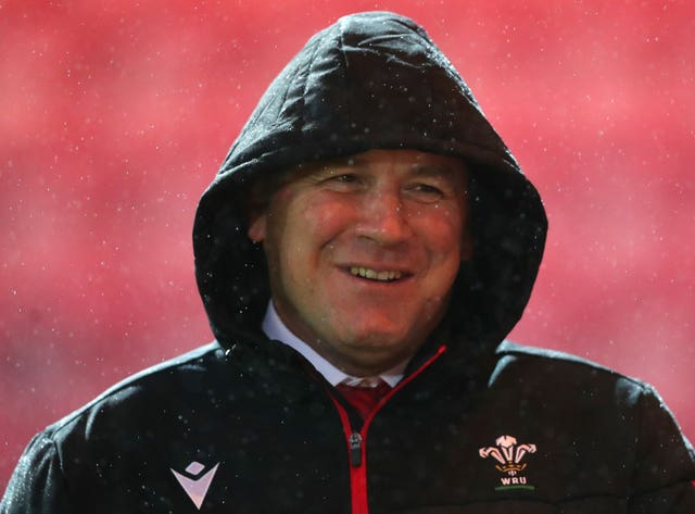 Victory eased the pressure on Wales head coach Wayne Pivac.