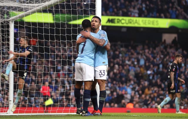 Manchester City started their FA Cup campaign by thrashing Rotherham