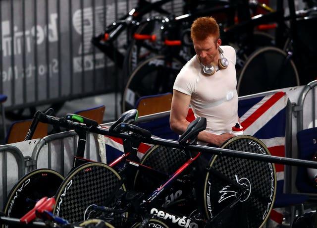 UCI Track Cycling World Championships 2020 – Day One – Velodrom