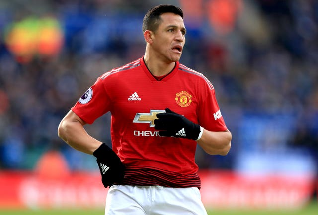 Alexis Sanchez has a point to prove, according to his manager