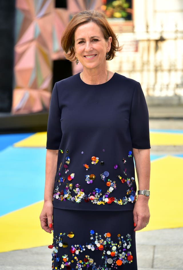 Kirsty Wark had also been tipped for the role