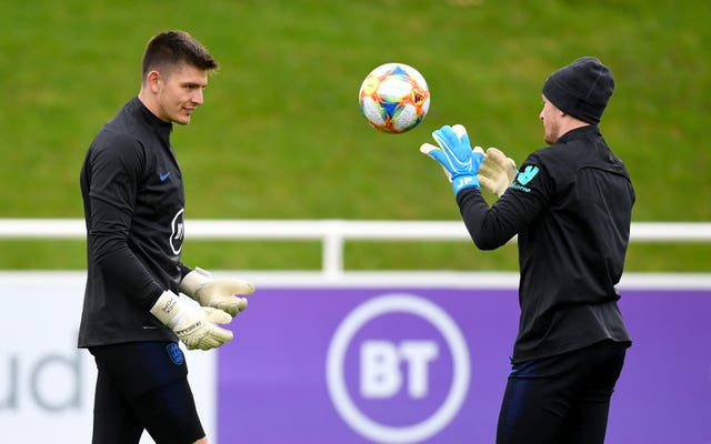 Nick Pope will get a chance to prove his worth in place of regular number one Jordan Pickford