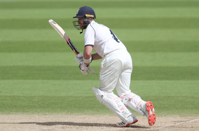 Ian Bell hit 90 in his last first-class innings for Warwickshire at the start of September