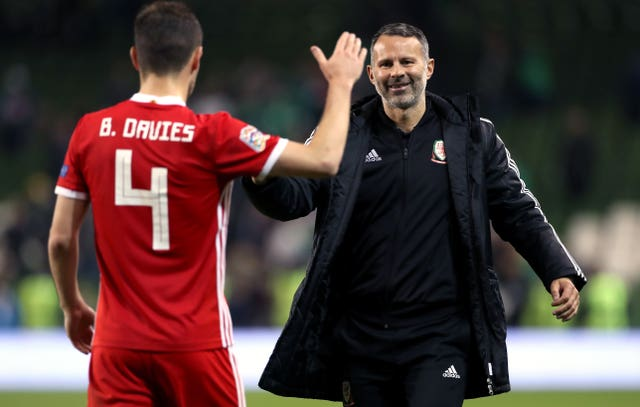 Ryan Giggs insists he is 100 per cent committed to Wales