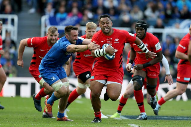 Saracens and Leinster will meet in a repeat of last season's final