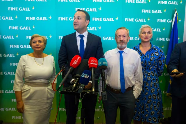 Fine Gael National Conference