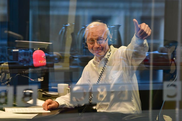 John Humphrys last Today show