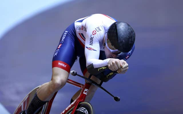 GB Cycling Team Training Session – HSBC National Cycling Centre