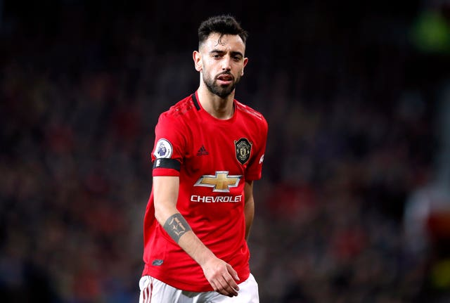 Bruno Fernandes arrived at Old Trafford during the January transfer window