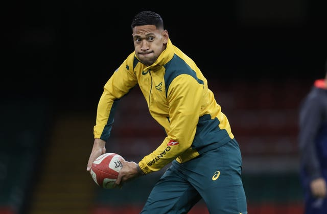 Folau is considering his options