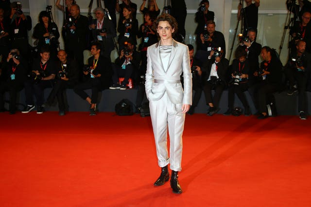 Italy Venice Film Festival 2019 The King Red Carpet