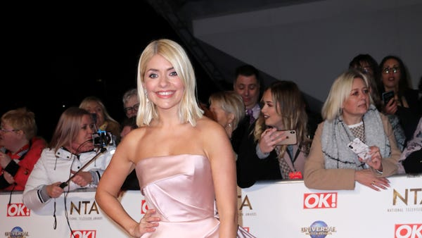 Holly Willoughby explains This Morning absence
