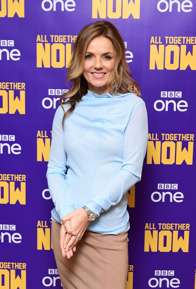 Geri Horner interview