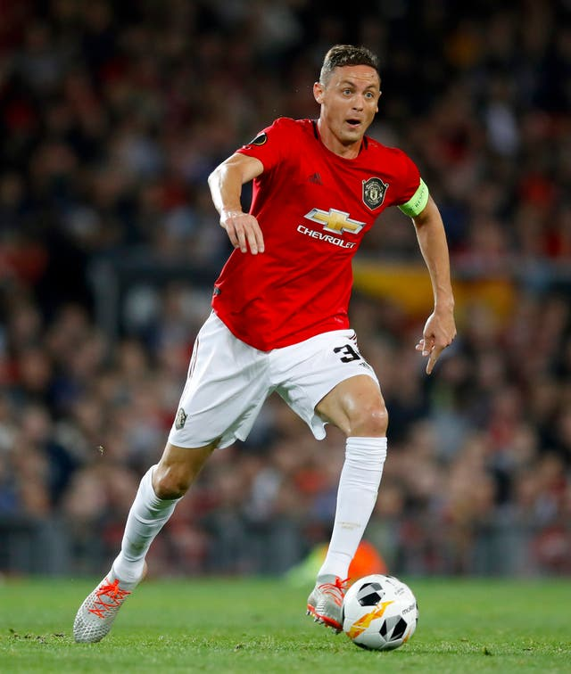Manchester United v FC Astana – UEFA Europa League – Group L – Old Trafford